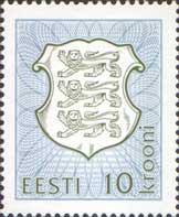 Definitive, 1v; 10 Kr