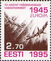 EUROPE'95, 1v; 2.70 Kr