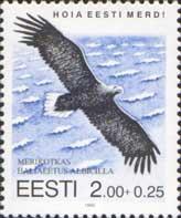 """""""Save Estonian mare!"""", 1v; 2.0 + 0.25 Kr"""