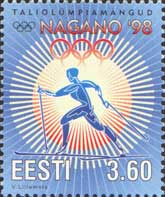 ОИ в Нагано'98, 1м; 3.60 Кр