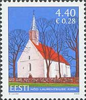 Церковь Св.Лаврентия, 1м; 4.40 Кр