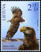 Фауна, Белохвостый орлан, 1м; 2.15 Лита