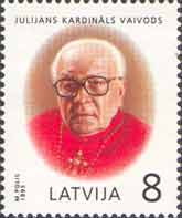 Кардинал У.Вайводс, 1м; 8с