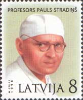 Professor P.Stradynsh, 1v; 8s