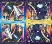 ЕВРОПА'09, Астрономия, тет-беш, 4м; 50, 55c x 2