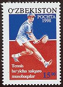Tennis, President Cup'98, 1v; 15 Sum