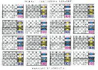 ЧМ по шахматам 1995, беззубцовый М/Л из 8 серий