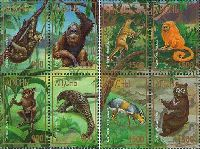 Охраняемая фауна планеты, 8м в 2 квартблоках; 900, 1500 руб х 4