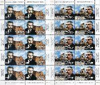 История армянской архитекторы, Н. Марр и Т. Тораманян, 2 М/Л из 10 серий