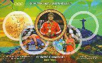 Чемпион летних Олимпийских игр в Рио-де-Жанейро'16 Артур Алексанян, блок, 480 Драм