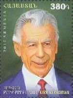 Американский бизнесмен К. Керкорян, 1м; 380 Драм