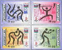 ОИ в Пекине'08, 4м в квартблоке; 20, 30, 40, 60г