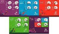 Первые Eвропейские игры, Баку'2015, 5 блоков из 4м; 20г х 20