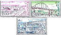 Мосты Беларуси, 3м; 200, 300, 500 руб