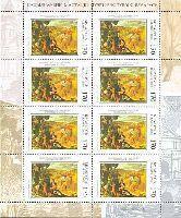 Белорусская живопись, М/Л из 8м; 170 руб x 8