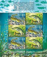Фауна, Рыбы, М/Л из 3 серий