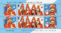 Белорусские спортсмены - призеры Олимпиады в Пхенчхане'18, М/Л из 2 серий