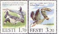 Fauna, Birds, 2v; 1.70, 3.20 Kr