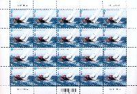 Кубок Европы по яхтингу, класс Дракон, М/Л из 20м; 6.0 Кр x 20