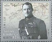 Генерал Йохан Лайдонер, 1м; 5.50 Кр
