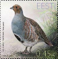 Фауна, Куропатка, 1м; 0.45 Евро
