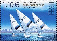 Кубок мира по яхтингу, класс Финн, 1м; 1.10 Евро