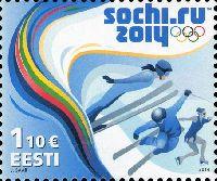 Зимние Олимпийские игры в Сочи'14, 1м; 1.10 Евро