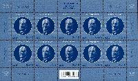 Государственный деятель Константин Пятс, М/Л из 10м; 0.45 Евро x 10