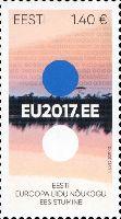 Председательство Эстонии в Совете ЕС, 1м; 1.40 Евро