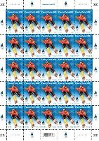 Зимние Олимпийские игры в Пхёнчхане'18, М/Л из 25м; 1.50 Евро x 25