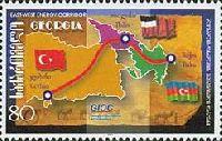 Нефтепровод Баку - Тбилиси - Джейхан, 1м; 80т