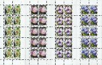 Флора, Цветы, 4 М/Л из 10 серий
