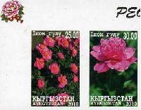 Флора, Пионы, 2м в сцепке беззубцовые; 25, 30 С
