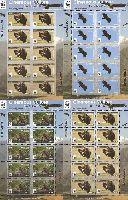 WWF, Черный гриф, 4 М/Л из 10 серий
