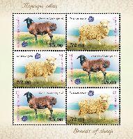 Фауна, Овцы, М/Л из 3 серий