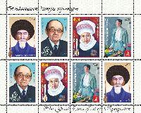 Деятели культуры Кыргызстана, М/Л из 2 серий