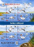 WWF, Пеликаны, беззубцовый М/Л из 2 серий