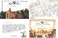 1000-летие города Тараз, буклет; 70 Т