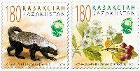 Флора и Фауна Казахстана, 2м; 180 T х 2