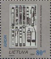 EUROPA'94, 1v; 80ct