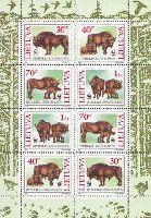 WWF, Buffalos, М/S of 2 sets