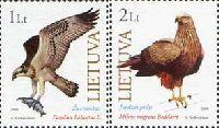 Красная книга, Птицы, 2м; 1.0, 2.0 Литa