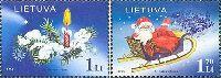 Рождество'05 и Новый Год, 2м; 1.0, 1.70 Литa