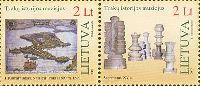 Исторический музей в Тракае, 2м; 2.0 Лит x 2