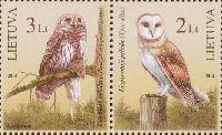 Красная книга, Птицы, 2м в сцепке; 2.0, 3.0 Лита