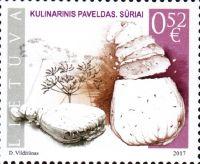 Литовская кухня, Сыр, 1м; 0.52 Евро