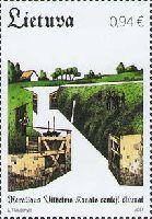 Канал замка короля Вильгельма, 1м; 0.94 Евро