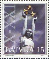 Латвия на рубеже нового Тысячелетия, 1м; 15с