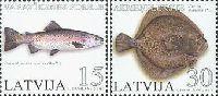 Фауна, Рыбы, 2м; 15, 30c