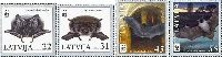WWF, Летучие мыши, 4м; 22, 31, 45, 55c